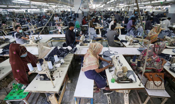 Pakistan's garment workers fight for rights amid Covid-19 crisis
