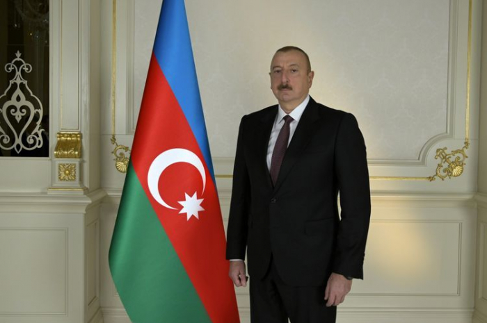 Estonian president congratulates Ilham Aliyev on occasion of Republic Day