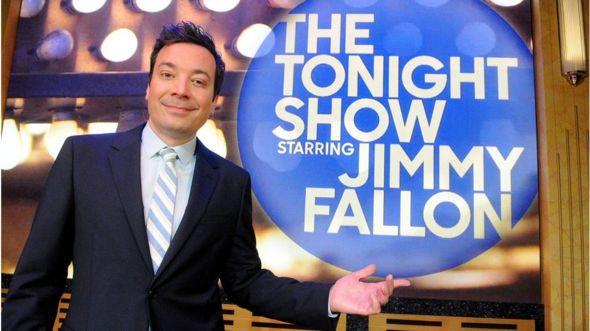 TV host Jimmy Fallon