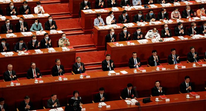 Hong Kong security bill backed by China