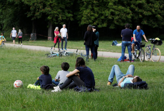 Paris to reopen parks and public gardens on June 2: mayor