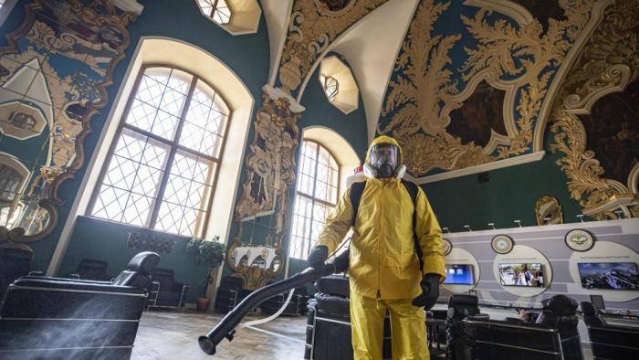 Moscú eleva al doble el número de fallecidos por coronavirus en abril