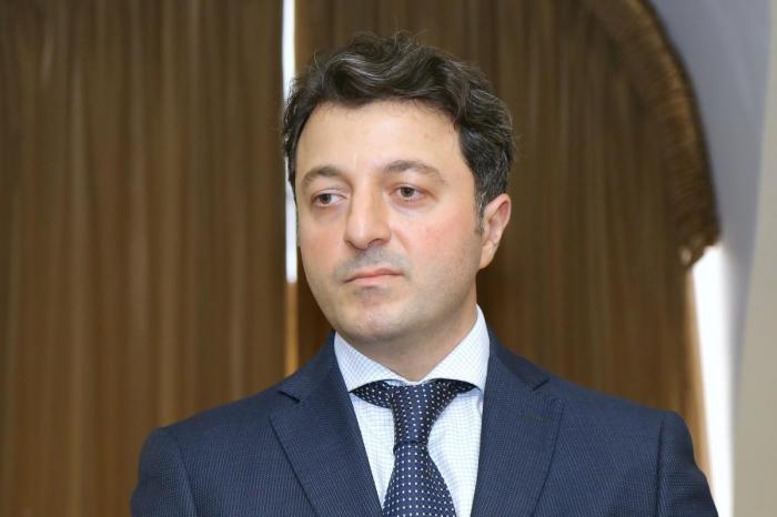 """Tural Ganjaliyev protestierte gegen den   """"Glückwunschbrief""""   des kanadischen Abgeordneten"""