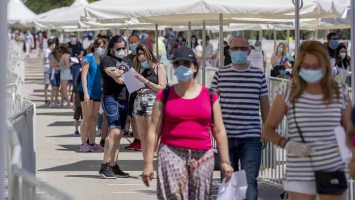 España registra cuatro muertes y 664 infectados por coronavirus en las últimas 24 horas