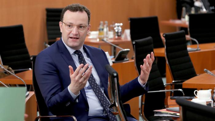 """Ministro alemán cree que la ruptura de Trump con la OMS supondrá un """"serio revés para la salud mundial"""""""