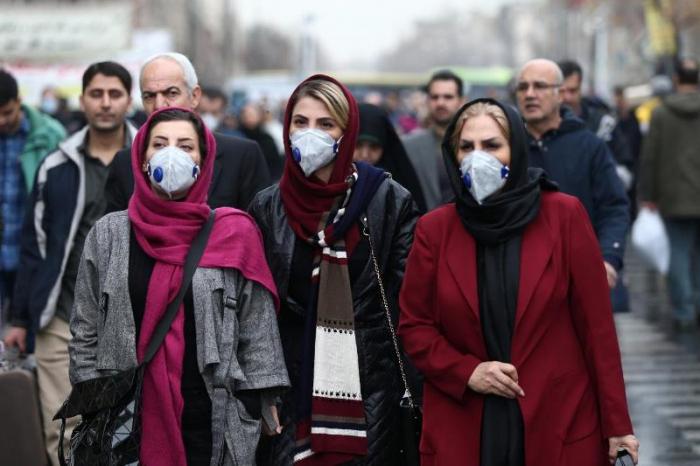 İranda koronavirusa yoluxanların sayı 120 mini keçdi