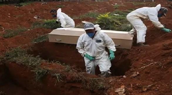 البرازيل: 965 وفاة جديدة بكورونا