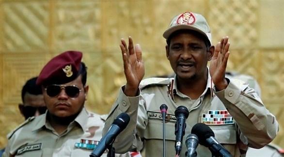 """حميدتي: اتهام """"الدعم السريع"""" بالتورط في ليبيا جزء من حملة لشيطنتها"""