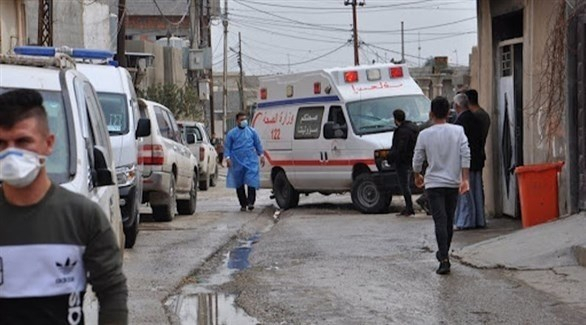 العراق: 8 وفيات و197 إصابة جديدة بكورونا