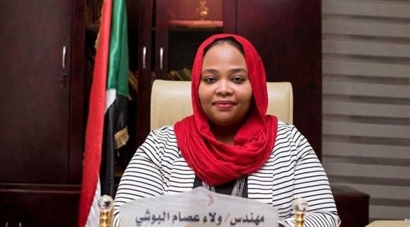 وزيرة سودانية تُعلن إصابتها بكورونا وعضو المجلس السيادي في العزل الصحي
