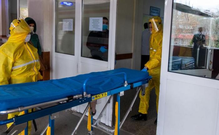 Zahl der mit dem Coronavirus infizierten Menschen in Karabach zugenommen