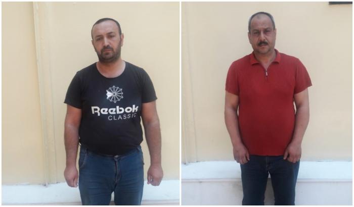Biləsuvarda narkotik alverçiləri ələ keçdi -    FOTO
