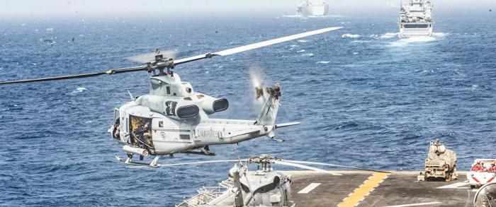 روسيا: نريد معرفة الهدف الحقيقي لوجود البحرية الأمريكية في البحر الكاريبي