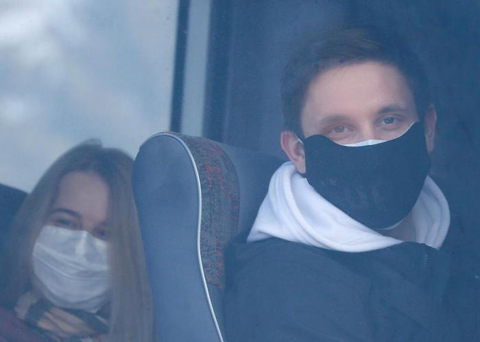 Ukraynada bir gündə 402 nəfərdə koronavirus tapıldı