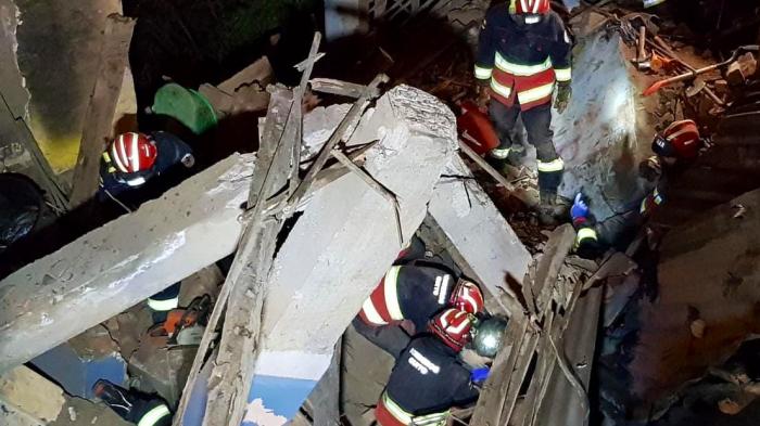 El derrumbe de un edificio de viviendas en Quito deja víctimas