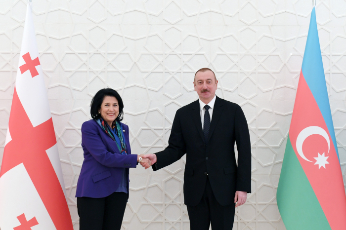 زورابيشفيلي تهنئ رئيس أذربيجان