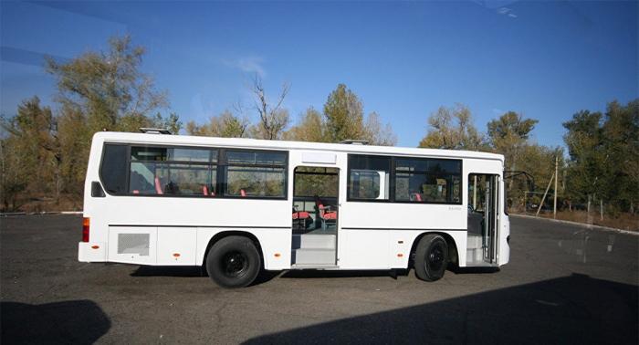 Marşrut avtobusu piyadanı vuraraq öldürüb