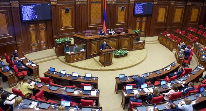 Ermənistan parlamentində koronavirusa yoluxma aşkarlandı