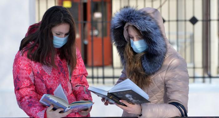 Rusiyada daha 8952 nəfərdə koronavirus aşkarlandı