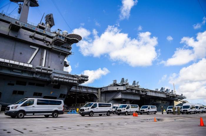 Un tireur «neutralisé» sur une base militaire américaine