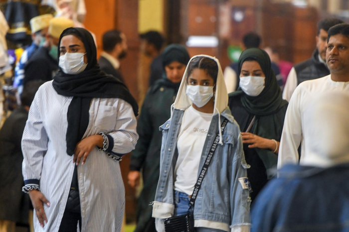 Səudiyyədə koronavirusa rekord sayda yoluxma qeydə alındı