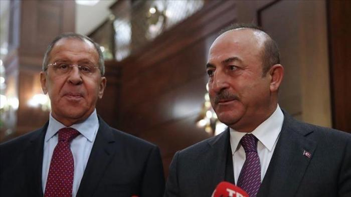 Lavrov və Çavuşoğlu telefonla danışdı