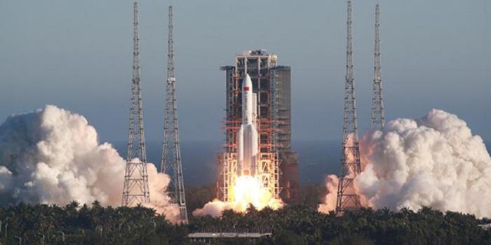 Çinin atdığı raket Nyu-Yorkun yaxınlığına düşdü
