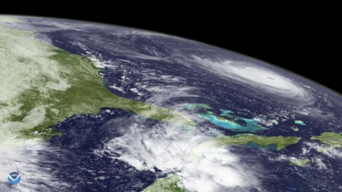 Les États-Unis prévoient une saison 2020 des ouragans «au-dessus de la normale» dans l