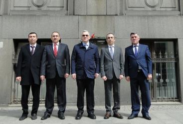 En San Petersburgo se honró la memoria de los fundadores de la República Democrática de Azerbaiyán