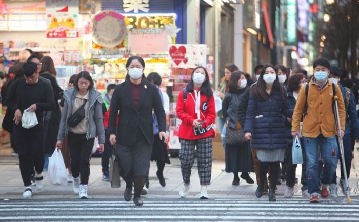 Yaponiyada koronavirusa yoluxma halları azalır