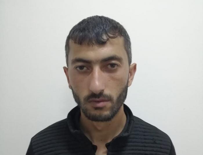 Bakıda narkotik satan Gürcüstan vətəndaşı tutuldu