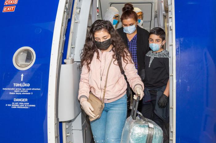 178 ciudadanos de Azerbaiyán entregados a su tierra natal desde Turquía