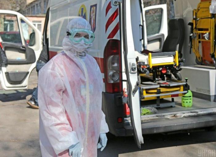 Ukraynada daha 16 nəfər pandemiyanın qurbanı oldu