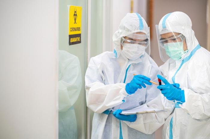 Ölkədə koronavirusdan sağalanların sayı 2399-a çatdı