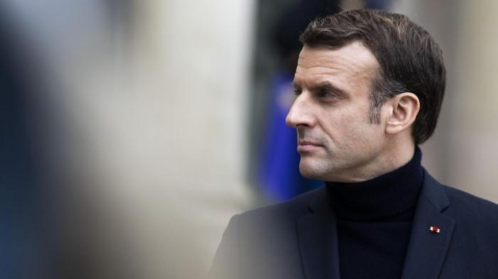 Frankreichs Präsident Macron kündigt Staatshilfen für Autobranche an