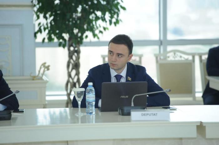 """""""Korrupsiyaya qarşı mübarizədə dövlətin strateji hədəfi var"""" - Nurlan Həsənov"""