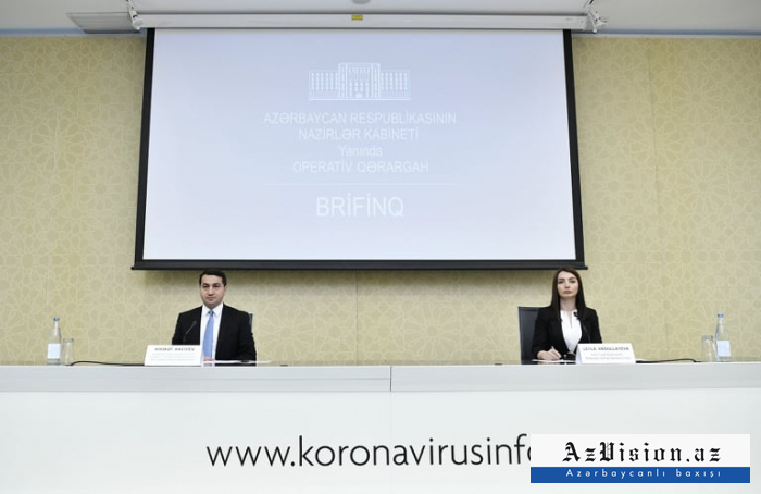 """Armenia always avoids exchange of prisoners of war and hostages upon """"all for all"""" principle - Hikmat Hajiyev"""