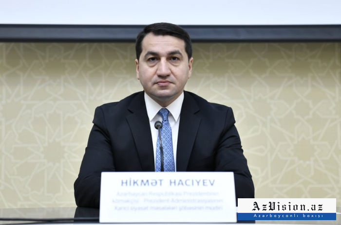 Assistant to president talks Azerbaijan's assistance to various countries within fight against coronavirus