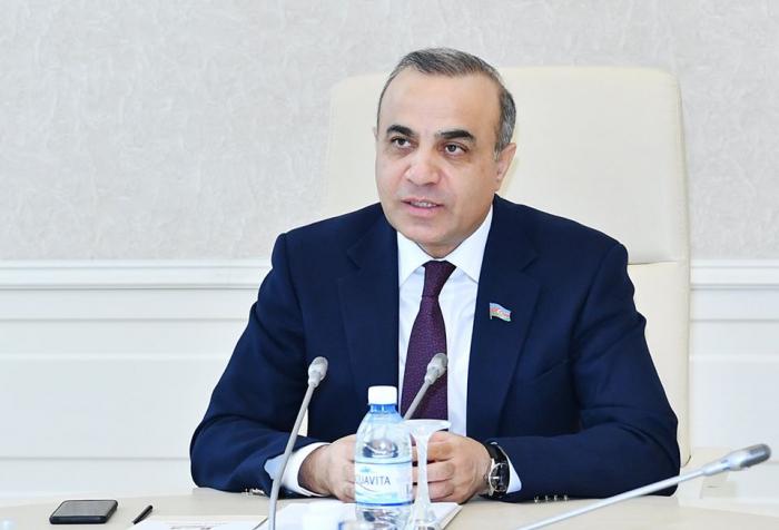 """Azay Quliyev ATƏT PA-da çağırış etdi: """"Dilqəmlə Şahbaz azad olunmalıdır"""""""