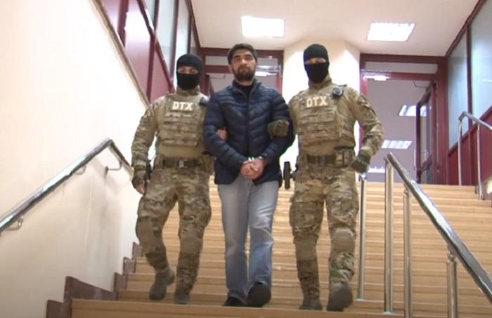 DTX: Terror qruplaşmasına qoşulan şəxs saxlanıldı - VİDEO