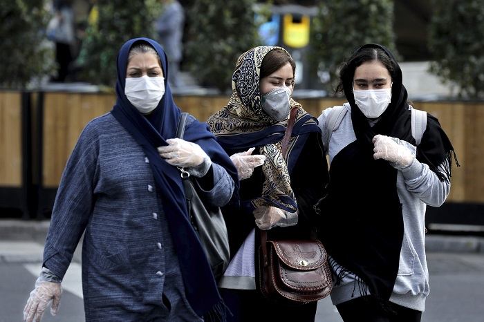 İranda koronavirusa yoluxanların sayı 103 mini keçib