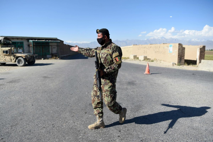 14 Afghan forces killed in