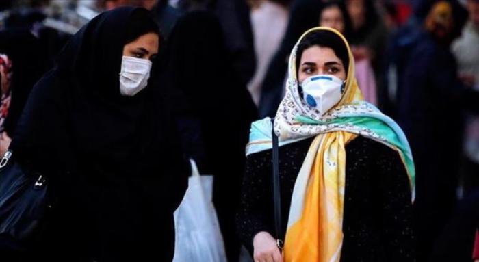 İranda daha 2294 nəfər koronavirusa yoluxdu