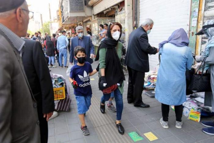 İranda 2258 yeni yoluxma aşkarlandı -  63 nəfər öldü