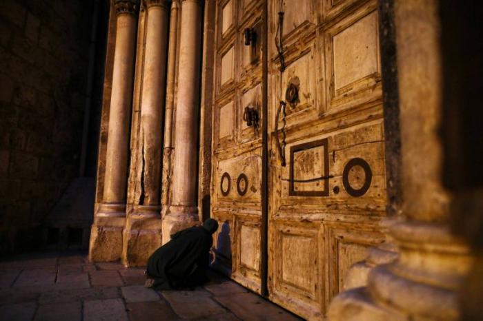 Le Saint-Sépulcre à Jérusalem rouvrira ses portes dimanche