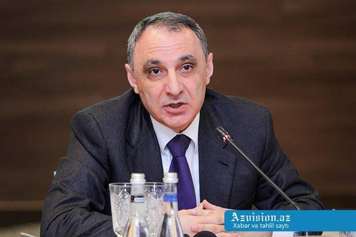Kamran Əliyev Prezidentə təşəkkür etdi