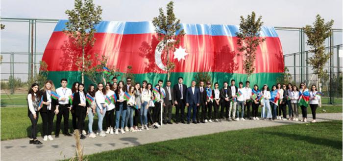 Azerbaijani youth diaspora worldwide