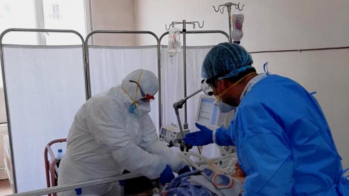 Ermənistanda koronavirusa yoluxma sayı 2782-yə çatdı