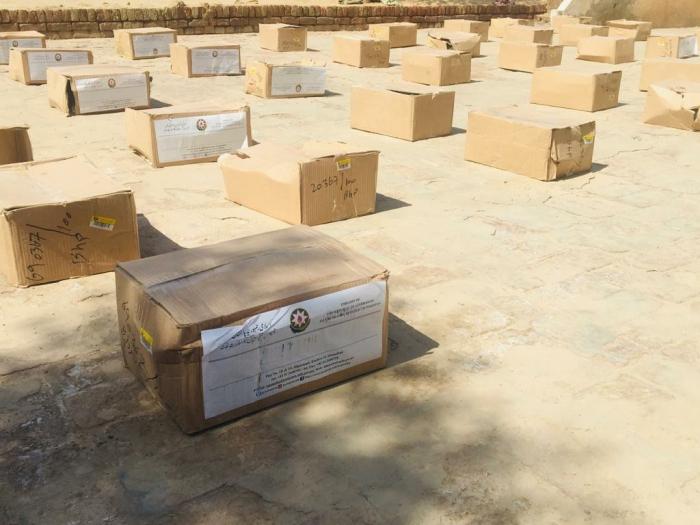 Səfirlik Pakistanda 400 ailəyə yardım edib -    FOTO