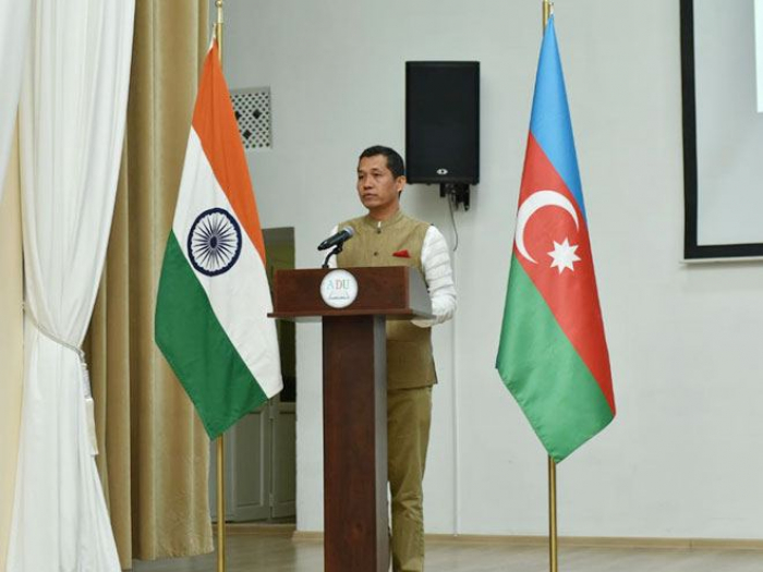 Message on the occasion of Ramadan holidays by Ambassador of India to Azerbaijan